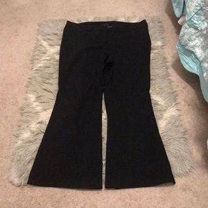 Lane Bryant flare leg dress pants.  Size 20.